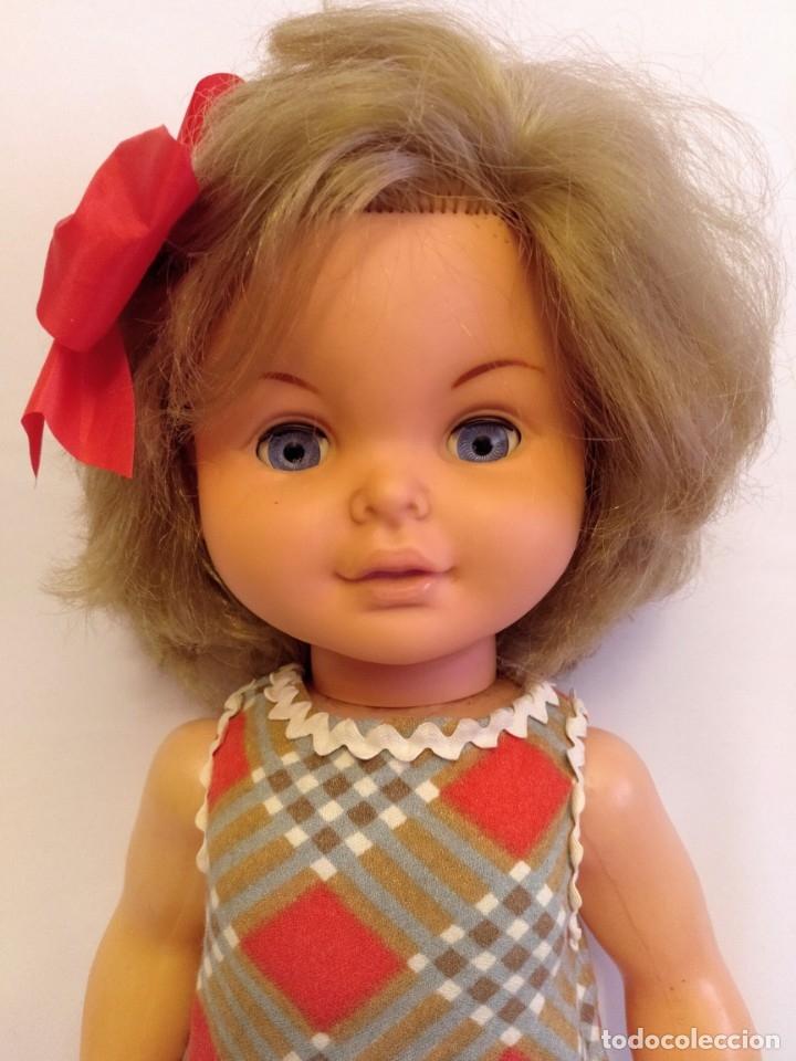Otras Muñecas de Famosa: Muñeca Sabela de 60 cm de Famosa,Años 60-70 - Foto 3 - 179962633