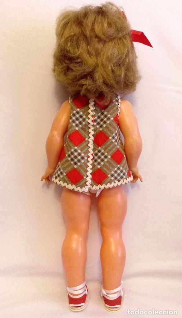 Otras Muñecas de Famosa: Muñeca Sabela de 60 cm de Famosa,Años 60-70 - Foto 5 - 179962633