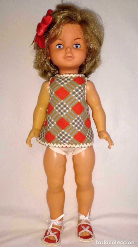 Otras Muñecas de Famosa: Muñeca Sabela de 60 cm de Famosa,Años 60-70 - Foto 8 - 179962633