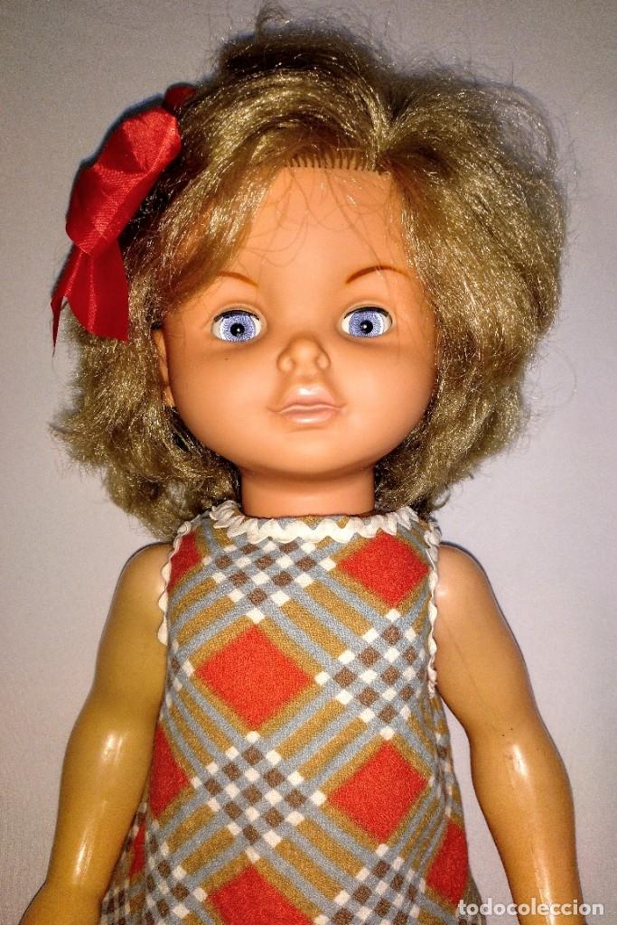 Otras Muñecas de Famosa: Muñeca Sabela de 60 cm de Famosa,Años 60-70 - Foto 9 - 179962633