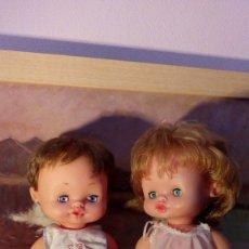 Otras Muñecas de Famosa: PAREJA GRASITAS FAMOSA. Lote 180093243