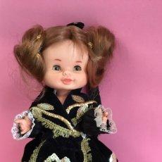 Otras Muñecas de Famosa: EVELIN DE FAMOSA REGIONAL VIUDA RICA DE TORO, ZAMORANA. Lote 180241932