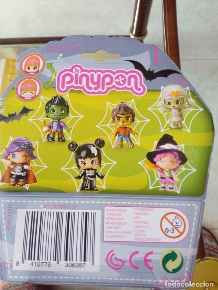 Otras Muñecas de Famosa: Pinypon Serie Monstruos. Frankie (Frankenstein). Famosa. Nuevo - Foto 2 - 180266616