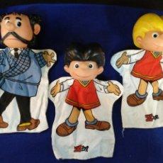 Otras Muñecas de Famosa: MARIONETAS ZIPI Y ZAPE, FAMOSA BRUGUERA. Lote 180841411