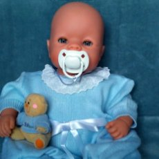 Otras Muñecas de Famosa: MUÑECO BEBE DE FAMOSA 50 CM. Lote 180902136