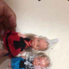 Otras Muñecas de Famosa: MUÑECAS TINTAN. Lote 180928023