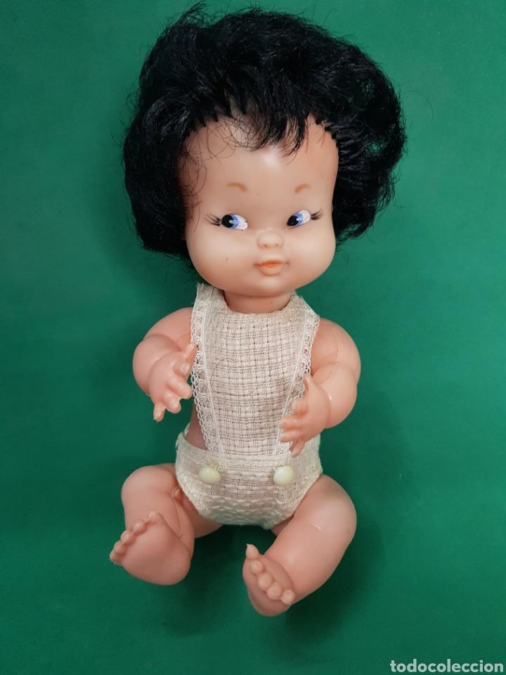 FAMOSA, AÑOS 1960 , MUÑECA PEQUEÑA (Juguetes - Muñeca Española Moderna - Otras Muñecas de Famosa)