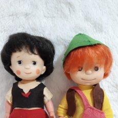 Otras Muñecas de Famosa: HEIDI FAMOSA Y PEDRO TOYSE . Lote 182007058