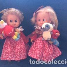 Otras Muñecas de Famosa: DOS MUÑECAS CUCA DE LOS AÑOS 70.. Lote 182362287