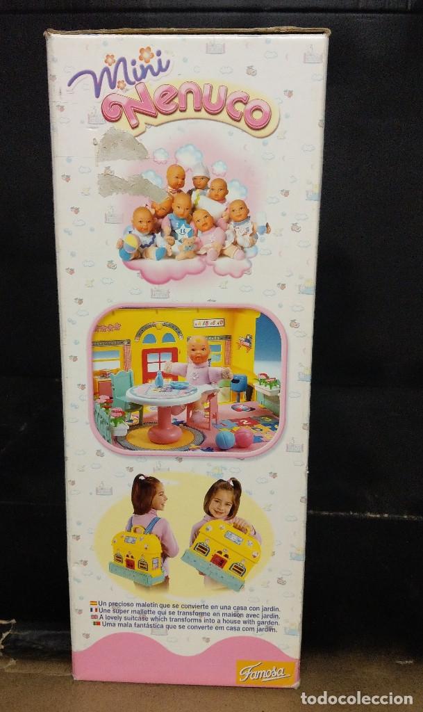 Otras Muñecas de Famosa: CASITA MINI NENUCO de Famosa año 2002 - Foto 3 - 182418375