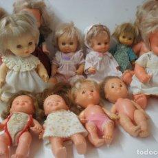 Otras Muñecas de Famosa: LOTE DE 12 MUÑECAS DE FAMOSA .. Lote 183178342