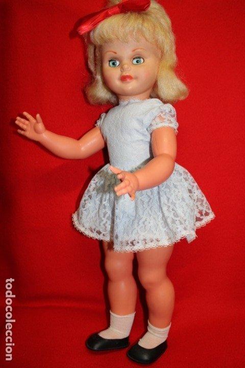 Otras Muñecas de Famosa: MARINA DE FAMOSA 60 CM. AÑOS 60 - Foto 3 - 183256838