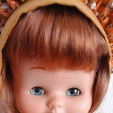 Otras Muñecas de Famosa: LINDA MUÑECA MARILOLI MARI LOLI FAMOSA PELIRROJA OJOS DURMIENTES MARGARITA AZULES. Lote 183286678
