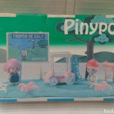 Otras Muñecas de Famosa: PINYPON CAMPO DE GOLF. NUEVO. REF 2391. FAMOSA. 1994. PIN Y PON.. Lote 183473872