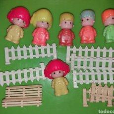 Otras Muñecas de Famosa: LOTE PINYPON DE FAMOSA. Lote 183683643