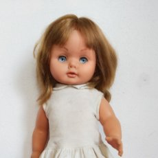 Otras Muñecas de Famosa: MUÑECA LIDIA HABLADORA NOVO GAMA FUNCIONANDO AÑOS 60. Lote 183905641
