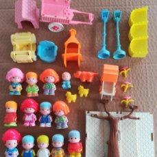 Otras Muñecas de Famosa: LOTE FIGURAS Y ACCESORIOS PIN Y PON. Lote 184039771