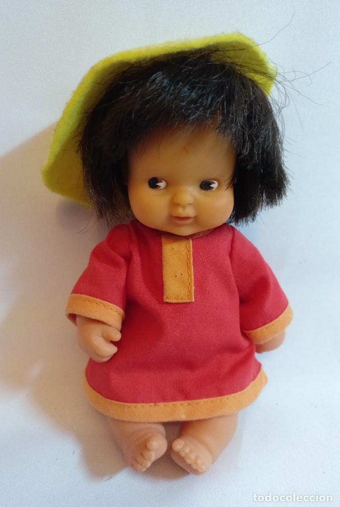Otras Muñecas de Famosa: 3 Muñecas Barriguitas de los 80. Lote Nº11 - Foto 4 - 184049258