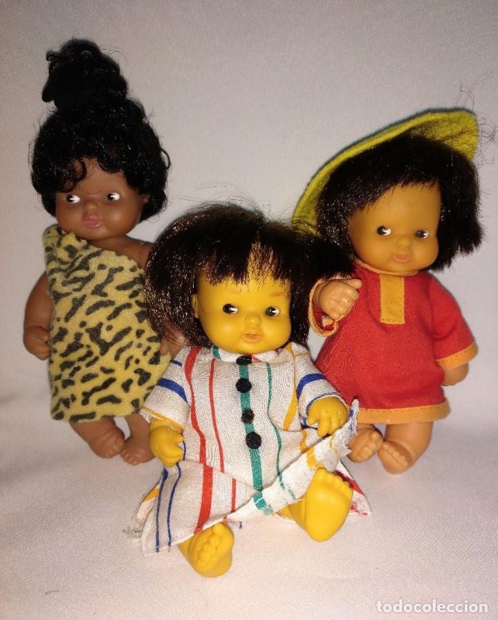 Otras Muñecas de Famosa: 3 Muñecas Barriguitas de los 80. Lote Nº11 - Foto 7 - 184049258