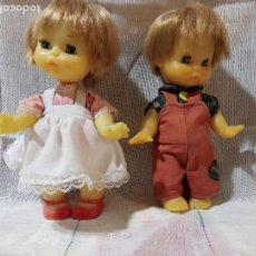 Otras Muñecas de Famosa: MAY DE FAMOSA AÑOS 80, PAREJA 2. Lote 184168550