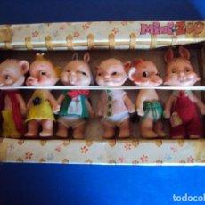 Otras Muñecas de Famosa: (JU-191134)MINI-ZOO DE MUÑECAS FAMOSA. Lote 184347283