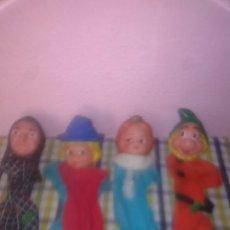 Otras Muñecas de Famosa: LOTE DE MARIONETAS DE FAMOSA . Lote 186069407