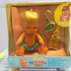 Otras Muñecas de Famosa: CAJA BABY NENUCO A ESTRENAR MADE IN SPAIN 1992. Lote 186110047