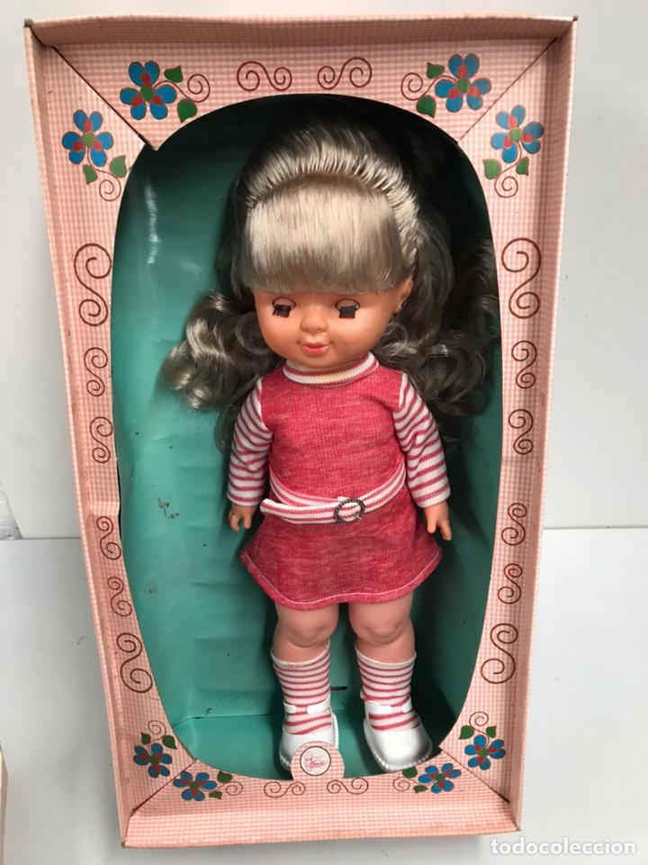 ANTIGUA MUÑECA CONCHITA DE FAMOSA CON AU CAJA ORIGINAL (Juguetes - Muñeca Española Moderna - Otras Muñecas de Famosa)
