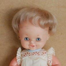 Otras Muñecas de Famosa: MUÑECO CHIQUITIN OJOS MARGARITA BRAZOS DUROS DE FAMOSA - AÑOS 60. Lote 151323718