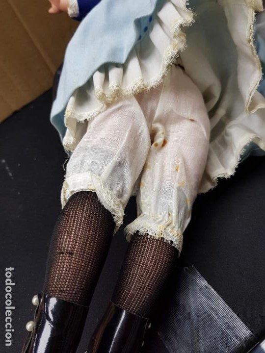 Otras Muñecas de Famosa: Mary Poppins 43 cm. de altura Fabricada en España por Famosa en 1964 - Foto 11 - 187308410