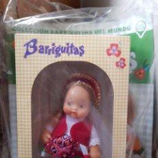 Otras Muñecas de Famosa: MUÑECA BARRIGUITAS HUNGARA, CON FASCICULO A ESTRENAR. Lote 189776140
