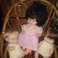 Otras Muñecas de Famosa: MUÑECOS DE FAMOSA Y FLORIDO. Lote 189912248
