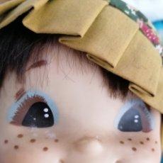 Otras Muñecas de Famosa: MUÑECA FAMOSA AÑOS 70S MUY ADORABLE, DE TRAPO Y GOMA. Lote 190028457