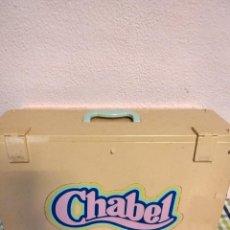 Otras Muñecas de Famosa: MAQUILLAJE DE CHABEL. Lote 190061450