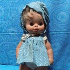 Otras Muñecas de Famosa: MUÑECA GODINA DE FAMOSA OJOS IRIS MARGARITA AZULES ETIQUETA 725. Lote 190504375