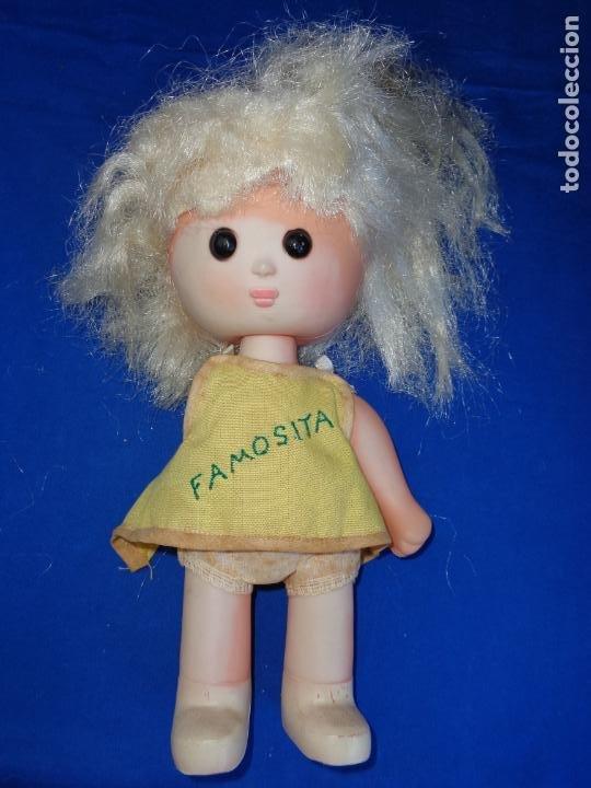 FAMOSA - PRECIOSA MUÑECA FAMOSITA AÑOS 50 VERF FOTOS! SM (Juguetes - Muñeca Española Moderna - Otras Muñecas de Famosa)