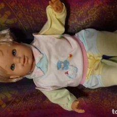 Otras Muñecas de Famosa: MUÑECO BABY BIBE DE FAMOSA AÑOS 80. Lote 191469035