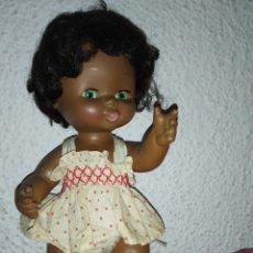Otras Muñecas de Famosa: MUÑECA DE FAMOSA OJOS MARGARITA DURMIENTES AZULES, PARECE MAY. Lote 191521185