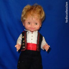 Otras Muñecas de Famosa: LOLO - ANTIGUO MUÑECO LOLO DE FAMOSA, ÉPOCA NANCY VER FOTOS! SM. Lote 191602171