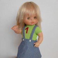Otras Muñecas de Famosa: MUÑECA CAROL DE FAMOSA. Lote 191602443