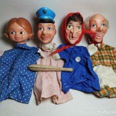 Otras Muñecas de Famosa: LOTE MARIONETAS CON GARROTE DE FAMOSA . -REF-PEÑ. Lote 191765197