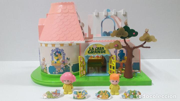 Otras Muñecas de Famosa: LA CASA GRANDE DE PIN Y PON . REALIZADA POR FAMOSA . REF 2215 . CAJA ORIGINAL . AÑOS 80 - Foto 4 - 193253571