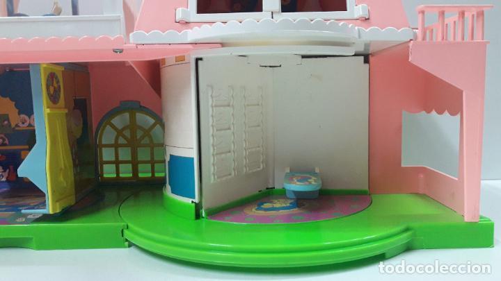 Otras Muñecas de Famosa: LA CASA GRANDE DE PIN Y PON . REALIZADA POR FAMOSA . REF 2215 . CAJA ORIGINAL . AÑOS 80 - Foto 12 - 193253571