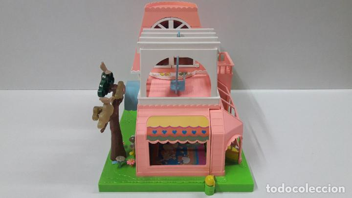 Otras Muñecas de Famosa: LA CASA GRANDE DE PIN Y PON . REALIZADA POR FAMOSA . REF 2215 . CAJA ORIGINAL . AÑOS 80 - Foto 15 - 193253571