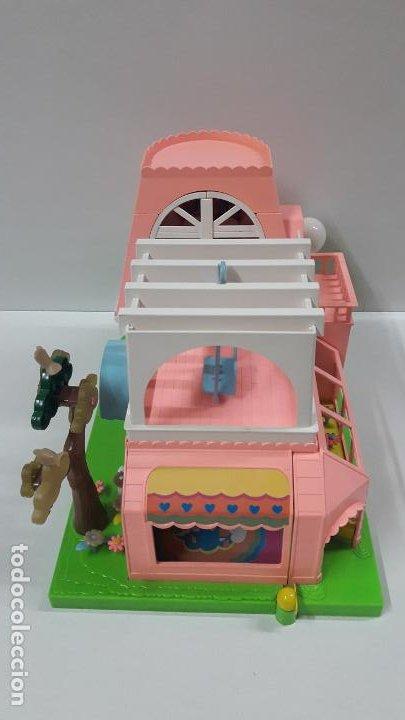 Otras Muñecas de Famosa: LA CASA GRANDE DE PIN Y PON . REALIZADA POR FAMOSA . REF 2215 . CAJA ORIGINAL . AÑOS 80 - Foto 16 - 193253571