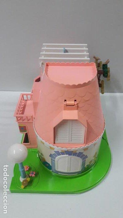 Otras Muñecas de Famosa: LA CASA GRANDE DE PIN Y PON . REALIZADA POR FAMOSA . REF 2215 . CAJA ORIGINAL . AÑOS 80 - Foto 18 - 193253571