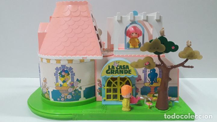 Otras Muñecas de Famosa: LA CASA GRANDE DE PIN Y PON . REALIZADA POR FAMOSA . REF 2215 . CAJA ORIGINAL . AÑOS 80 - Foto 22 - 193253571