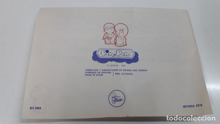 Otras Muñecas de Famosa: LA CASA GRANDE DE PIN Y PON . REALIZADA POR FAMOSA . REF 2215 . CAJA ORIGINAL . AÑOS 80 - Foto 43 - 193253571
