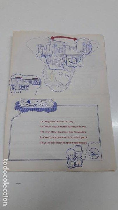 Otras Muñecas de Famosa: LA CASA GRANDE DE PIN Y PON . REALIZADA POR FAMOSA . REF 2215 . CAJA ORIGINAL . AÑOS 80 - Foto 44 - 193253571