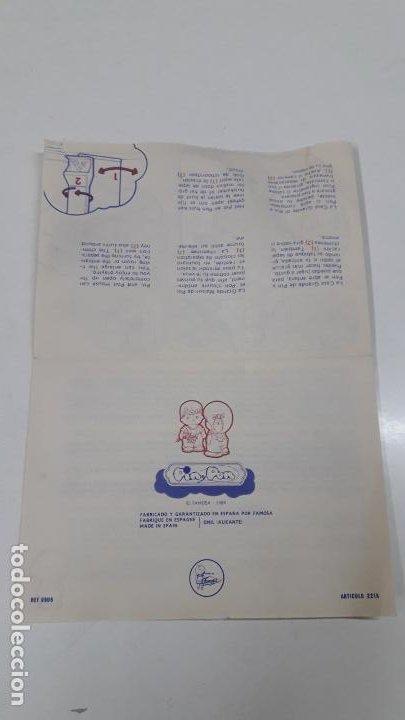 Otras Muñecas de Famosa: LA CASA GRANDE DE PIN Y PON . REALIZADA POR FAMOSA . REF 2215 . CAJA ORIGINAL . AÑOS 80 - Foto 45 - 193253571